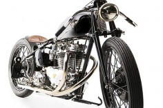 Bikes will be based on classic marques such as Velocette, Vincent, Ariel, BSA, Rudge, Norton and AJS and built by Falcon Motorcycles.