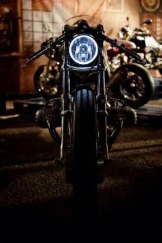 BMW Cafe Racer #motorcycles #caferacer #motos  
