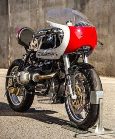 BMW Interceptor by Radical Ducati