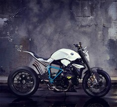 BMW is known for building durable, comfortable motorbikes but not beautiful ones. That could change if they actually produce their Roland Sands-designed Concept 90, a muscular remake of their iconic 1973 R 90S. It's a mean-looking roadster packed with a snarling 1170cc, 123-horse boxer motor.