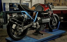 Bmw k100 Cafe Racer by Roscoo moto #motorcycles #caferacer #motos |