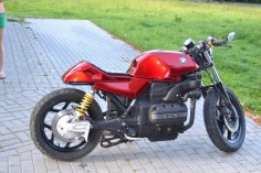 BMW K75 CAFE RACER by Kafel57