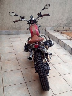 #BMW #motorcycles #scrambler #motos |