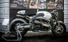 BMW NineT Cafe Racer by VTR Custom #motorcycles #caferacer #motos |