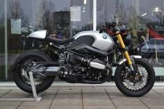 BMW nineT, personalizzazione bavarese
