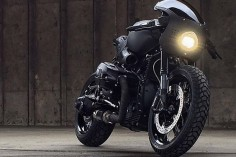 "BMW R nine T - K-Speed Customs ""Shadowboxer"""
