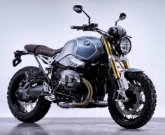 "Bmw R NineT ""Brooklyn Scrambler"" by Boxer Design (via Racing Cafe)"