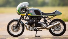 BMW R1100 by Flatmaxx Atelier