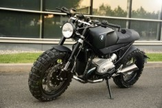 BMW R1200 Custom