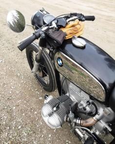 #BMW R50 #caferacer discover #motomood