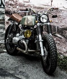 BMW R65 Mölta Street Tracker #motorcycles #streettracker #motos |
