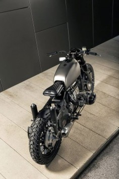 BMW R69S Voltron by ER Motorcycles #motorcycles #streettracker #motos |