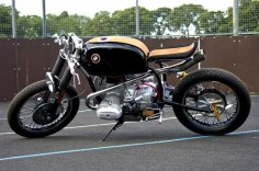 BMW R80 Cafe Racer by Bieda75 motors #motorcycles #caferacer #motos |