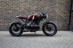 BMW R80 Cafe Racer by Naked Speed #motorcycles #caferacer #motos |