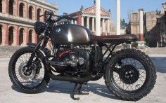 BMW R80 'STREITWAGEN' - CAFE TWIN - INAZUMA