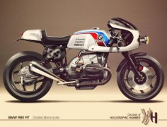 #BMW R80RT imagined #Motoradd