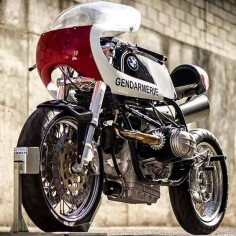 BMW R90 INTERCEPTOR by Radical Ducati