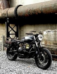 BMW Scrambler #motorcycles #scrambler #vintage  
