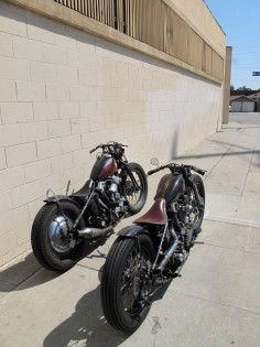 Bobber Inspiration | Bobbers & Custom Motorcycles | Knucklehead bobbers