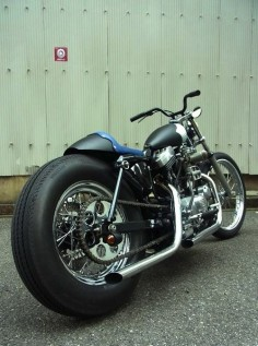 Bobber Inspiration | Harley-Davidson | Bobbers and Custom Motorcycles