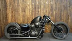 Bobber Inspiration | Honda 600 Shadow | Bobbers and Custom Motorcycles