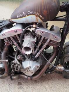 Bobber Inspiration - Shovelhead | Bobbers and Custom Motorcycles | caixeiro July 2015