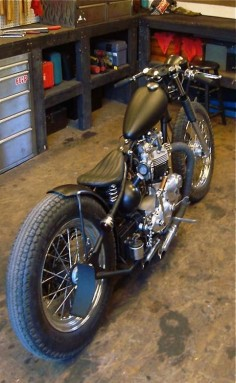 Bobber Inspiration | Triumph | Bobbers and Custom Motorcycles
