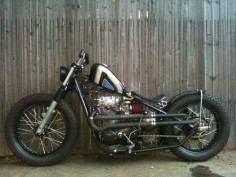 Bobber Inspiration | Xs650 custom bobber | Bobbers and Custom Motorcycles