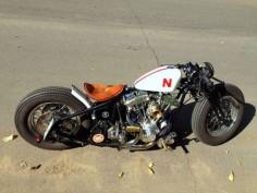 Bobber! #motorcycles #bobber #motos |