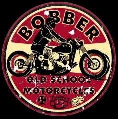 Bobber Old School Motorcycles by BiLLManz on deviantART