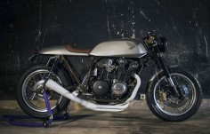 Bol d'Or CB900 Cafe Racer ~ Return of the Cafe Racers