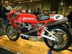 bolide moto guzzi | RocketGarage Cafe Racer: Bolide Guzzi