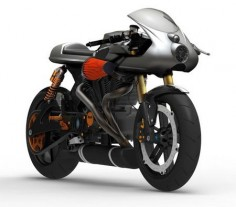 """Bottpower's latest bike has been doing the rounds lately so I delved a little deeper to see what else they had done and found these concept drawings.  """"Hugo van Waaijen has created proposals #1 and #2. Hugo is a Dutch designer (currently living in Germany) that has participated in most of the Bottpower projects"""""""