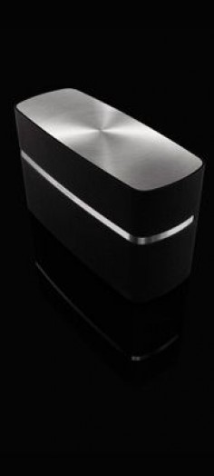 Bowers & Wilkins A7 wireless music speaker system with AirPlay wireless music streaming