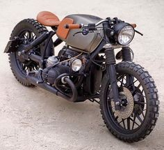 Boxerworks | overboldmotorco:   BMW R100 'CRD76' by Cafe