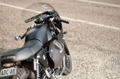 Brad's Moto Guzzi V7 ~ Return of the Cafe Racers