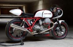 Brigida Moto Guzzi racer
