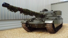 British Chieftain Tank Museum Bovington