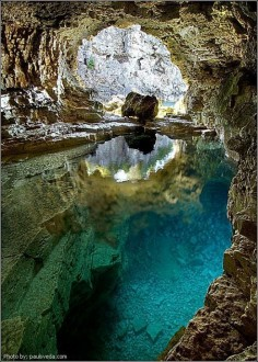Bruce Peninsula National Park - Grotto  ahh I ♡ this place. Amazing shot too. It does get waaaay too packed in the summer now of days  longer a hidden treasure.
