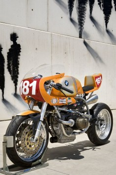 Brutal BMW R80 ST Cafe Racer ''Daytona'' XTR Pepo #motorcycles #caferacer #motos |