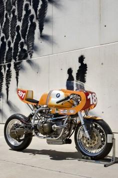 Brutal BMW R80 ST Cafe Racer ''Daytona'' XTR Pepo