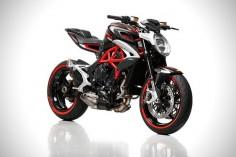 Brutale 800 Diablo Rosso by Pirelli &  Agusta 2