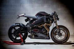 Buell XB9 Cafe Racer