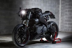 Buell XB9 Cafe Racer by IRON Pirate Garage 2