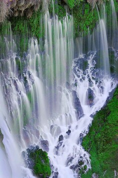 Burney Falls , California , USA - Travel Pedia