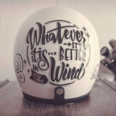By Brusco Artworks #design #motorcycles #helmet |