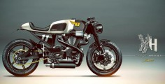 Cafè Racer Concepts - Buell XB12S Bottpower #2 by Holographic Hammer