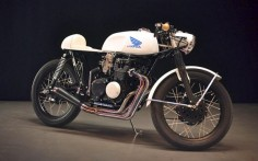 Cafe Racer Design | Cafe Racer Motorcycle Showcase | Made possible by Motorcycle Builders | @The Official Cafe Racer Design