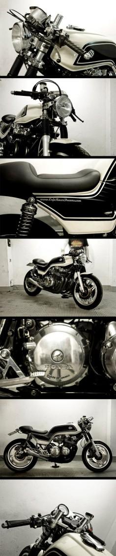 Cafe Racer Dreams : Honda CB900 Bol d'or Cafe Racer
