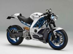 Cafe Racer Pasión — BMW Cafe Racer Electric e-Boxer by KarDesign |...